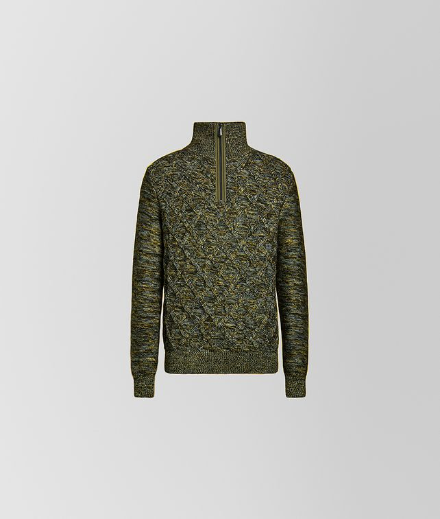 BOTTEGA VENETA PULLOVER IN WOOL Knitwear [*** pickupInStoreShippingNotGuaranteed_info ***] fp
