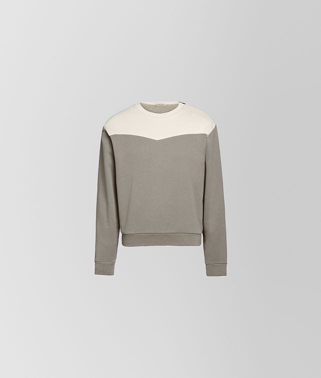 BOTTEGA VENETA SWEATSHIRT IN COTTON Knitwear [*** pickupInStoreShippingNotGuaranteed_info ***] fp