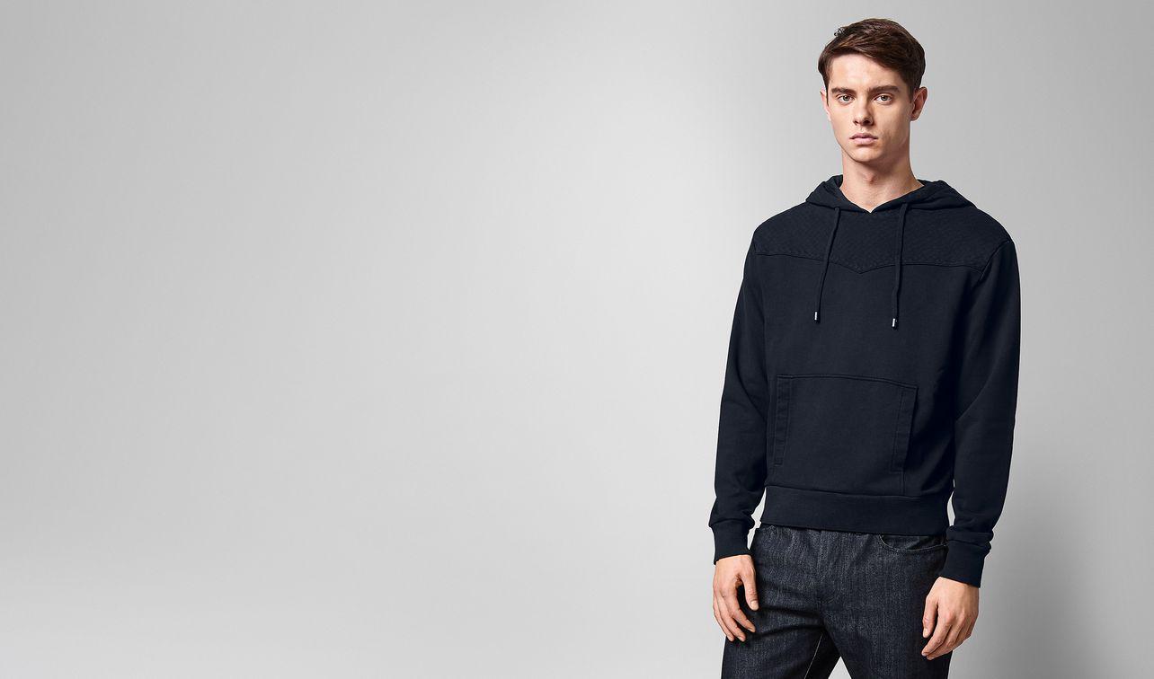 sweatshirt in cotton   landing