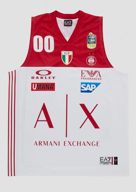 Camiseta liga italiana blanca 18/19 Della Valle