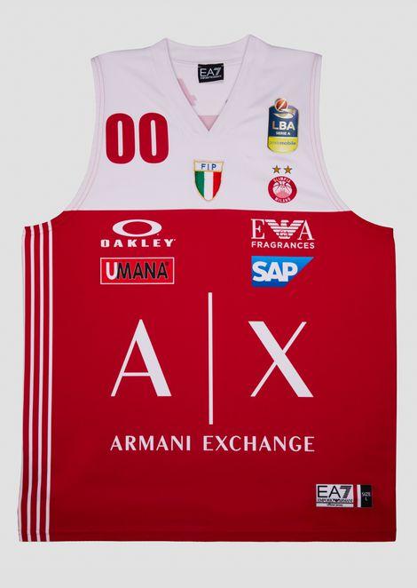 Della Valle 18/19 Championship red jersey