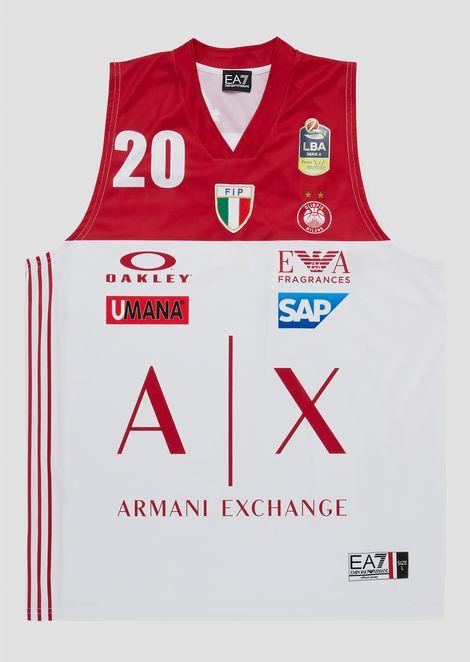 Championship 18/19 Cinciarini white jersey