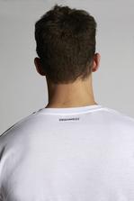 DSQUARED2 3Pack Dsquared2 V Neck T-Shirt Футболка Для Мужчин
