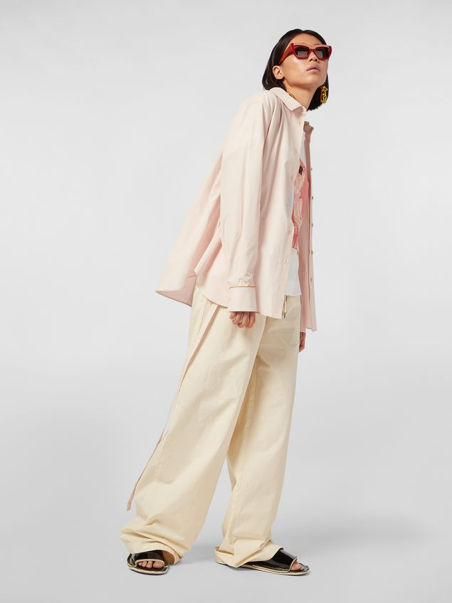 Marni Shirt in cotton poplin Woman - 5