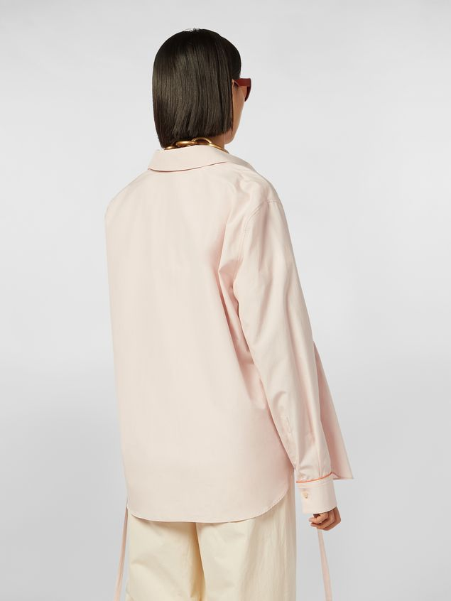Marni Shirt in cotton poplin Woman - 3