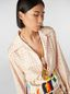 Marni Shirt in cotton poplin Cerere print with lapels collar Woman - 4