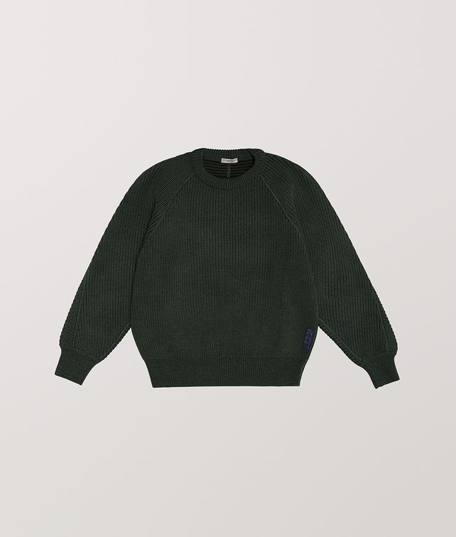 BOTTEGA VENETA PULLOVER IN TECHNO WOOL Knitwear [*** pickupInStoreShippingNotGuaranteed_info ***] fp