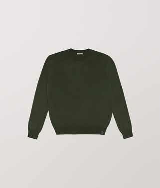 SWEATER IN MERINO WOOL
