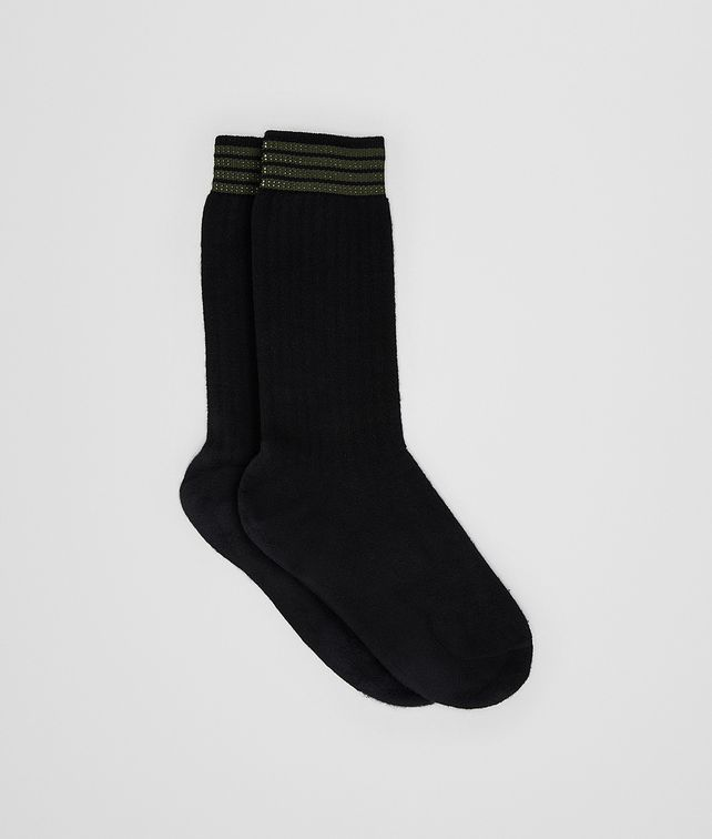 BOTTEGA VENETA SOCKS IN COTTON Scarves, Gloves & Others Man fp