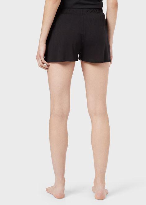 EMPORIO ARMANI Lounge Shorts Woman r