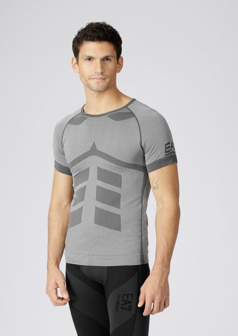 Train 7.0 stretch tech fabric top