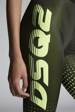 DSQUARED2 Bionic Sport Legging Long John Woman