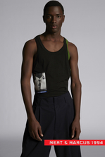 DSQUARED2 Mert & Marcus 1994 x Dsquared2 Tank Top Top Man