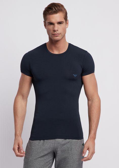 Loungewear T-shirt in modal stretch
