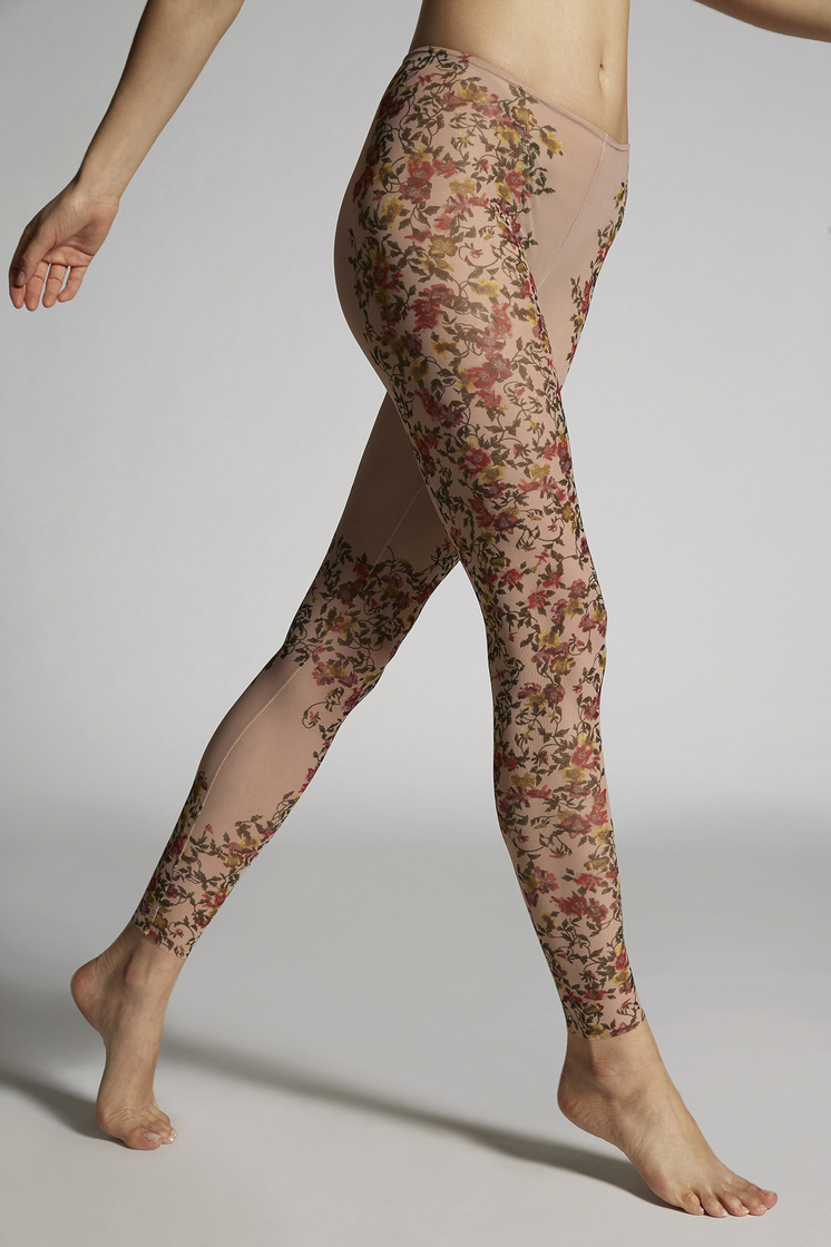 DSQUARED2 Botanic Eden Legging Long John Woman