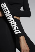 DSQUARED2 Dsquared2 Long Sleeves T-Shirt T-shirt Woman