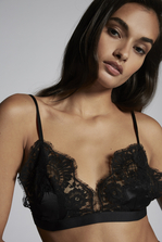 DSQUARED2 Lace Triangle Bra Triangle bra Woman