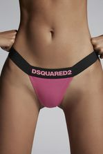 DSQUARED2 Dsquared2 Thong G-string Woman