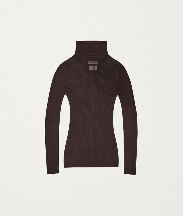 BOTTEGA VENETA PULLOVER IN COTTON AND NYLON Knitwear [*** pickupInStoreShipping_info ***] fp