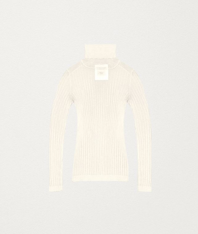 BOTTEGA VENETA SWEATER IN COTTON AND NYLON Knitwear [*** pickupInStoreShipping_info ***] fp