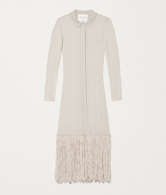 BOTTEGA VENETA DRESS IN CASHMERE Dress Woman fp