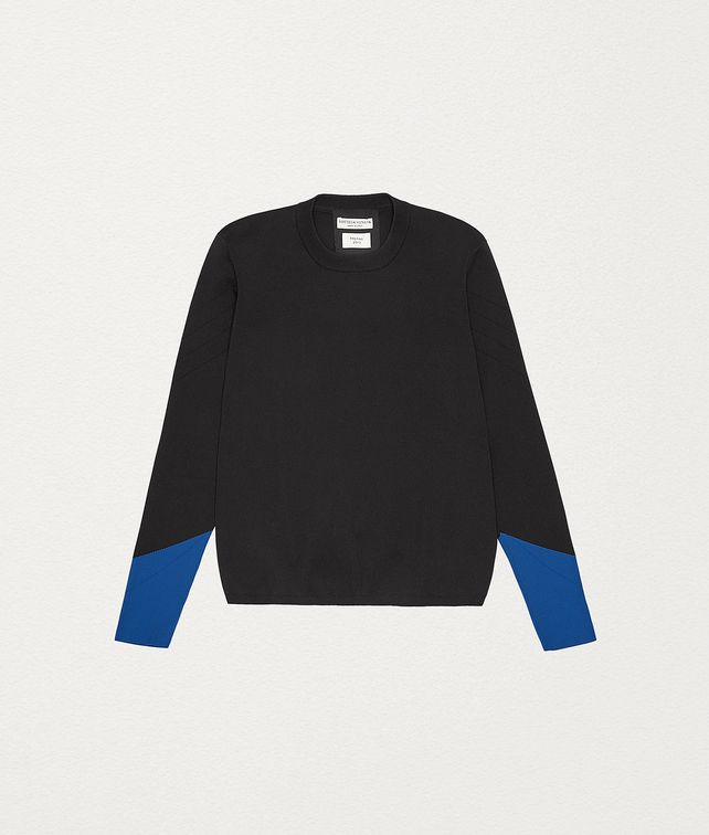 BOTTEGA VENETA SWEATER IN TECHNO KNIT Knitwear Man fp