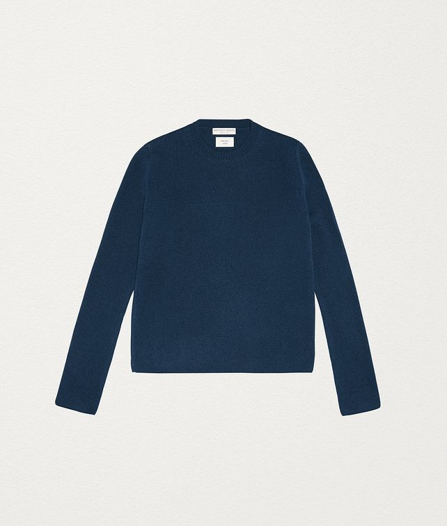 BOTTEGA VENETA SWEATER IN CASHMERE Knitwear Man fp