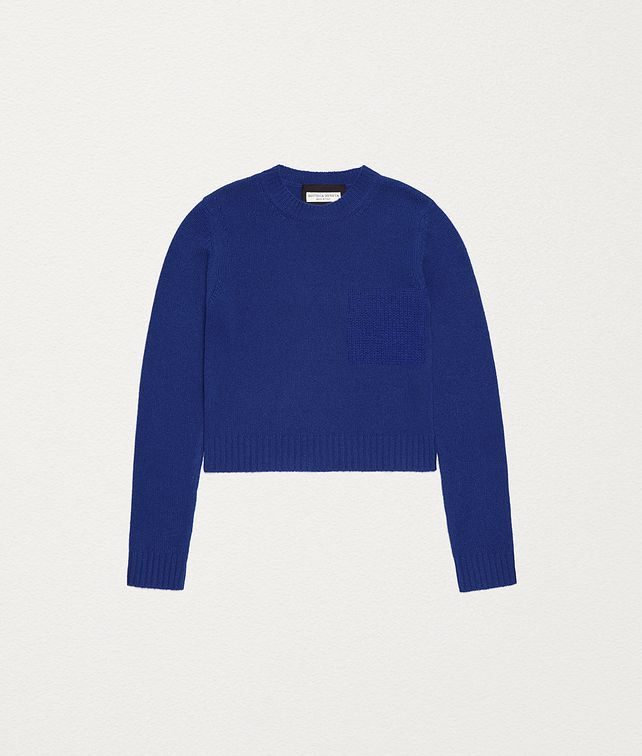 BOTTEGA VENETA SWEATER IN CASHMERE Knitwear Woman fp
