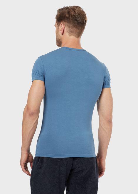 EMPORIO ARMANI Lounge T-Shirt Man r
