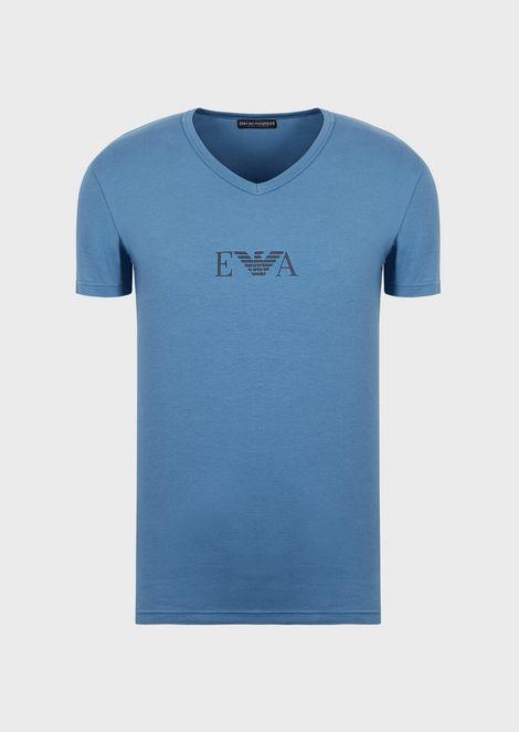 EMPORIO ARMANI Домашняя футболка Для Мужчин d