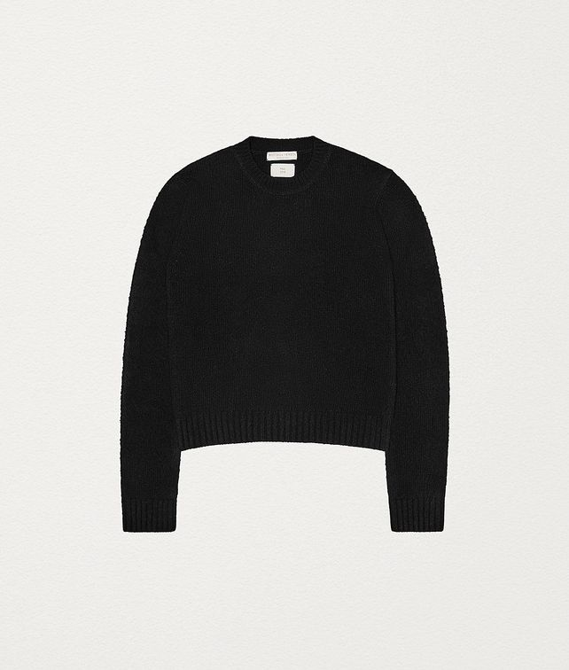 BOTTEGA VENETA PULLOVER IN WOOL Knitwear Woman fp
