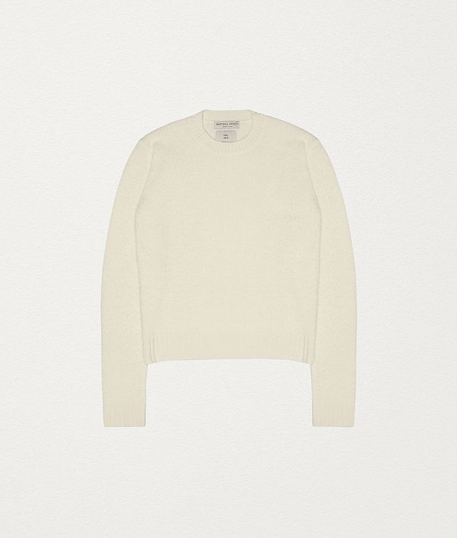 BOTTEGA VENETA SWEATER IN WOOL Knitwear Woman fp