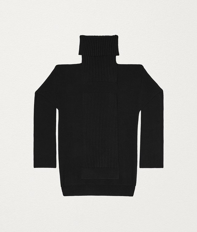 BOTTEGA VENETA PULLOVER IN WOOL Knitwear Man fp