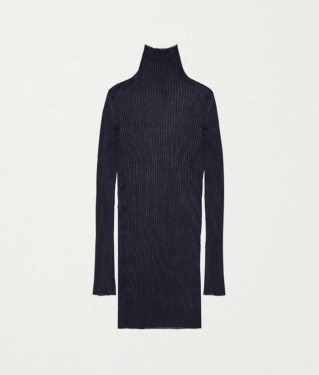 BOTTEGA VENETA TURTLENECK IN SILK Knitwear Man fp