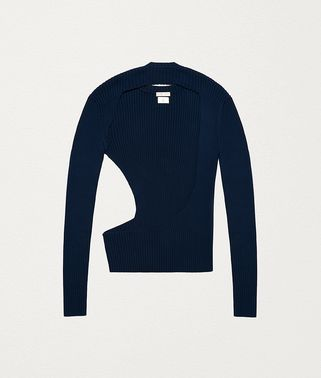 SWEATER IN COTTON