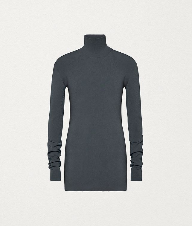 BOTTEGA VENETA PULLOVER IN VISCOSE Knitwear Man fp
