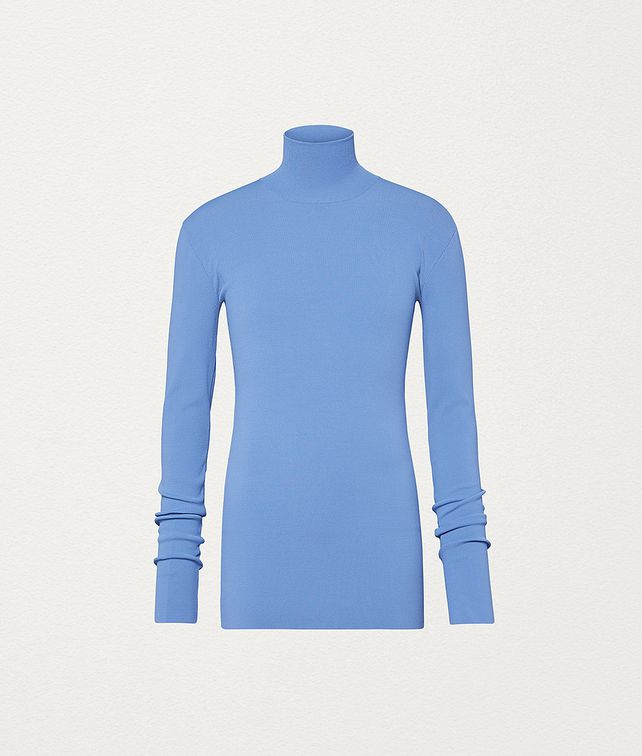 BOTTEGA VENETA SWEATER IN VISCOSE Knitwear Man fp