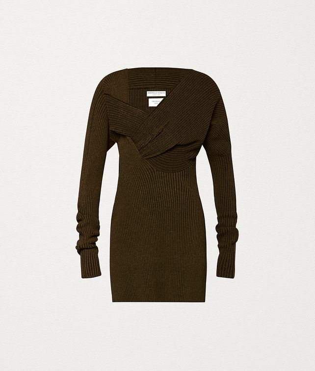 BOTTEGA VENETA SWEATER IN SILK BLEND Knitwear Woman fp