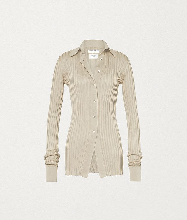 BOTTEGA VENETA SWEATER IN SILK Knitwear Woman fp