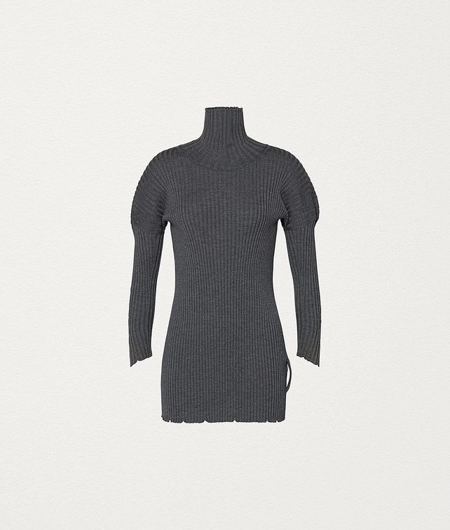 BOTTEGA VENETA TURTLENECK Knitwear Woman fp