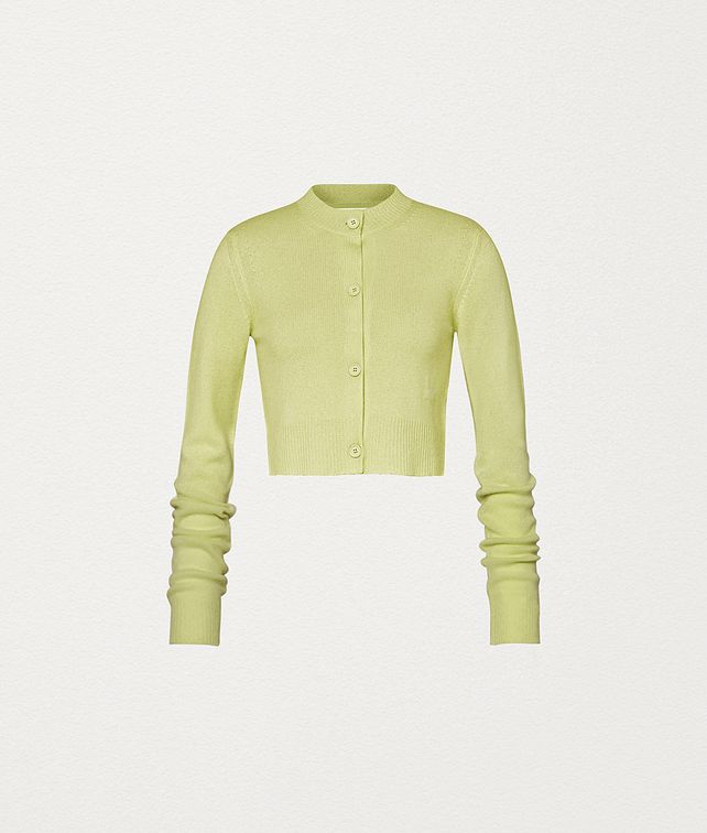 BOTTEGA VENETA CARDIGAN IN CASHMERE Knitwear Woman fp