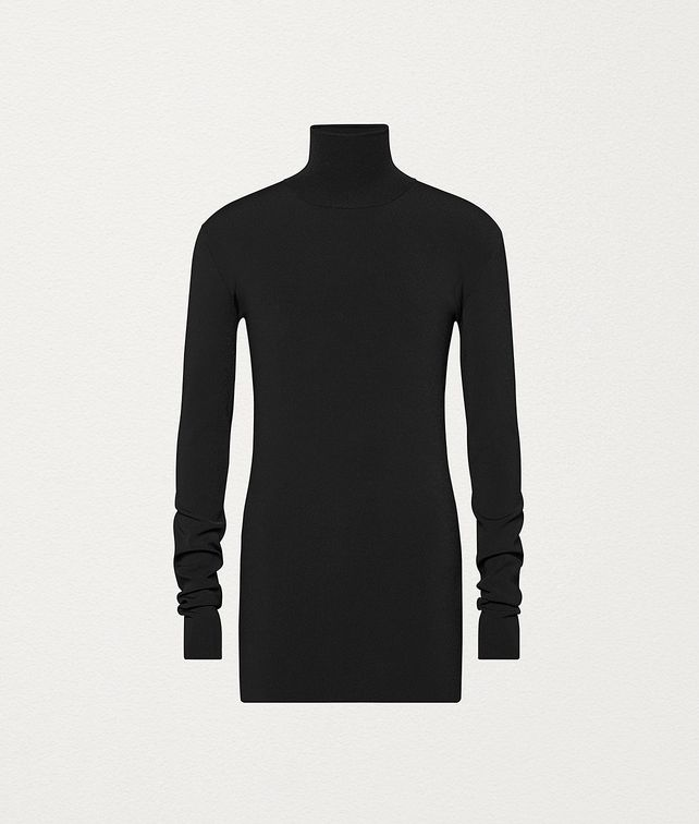 BOTTEGA VENETA SWEATER IN VISCOSE Knitwear Man fp