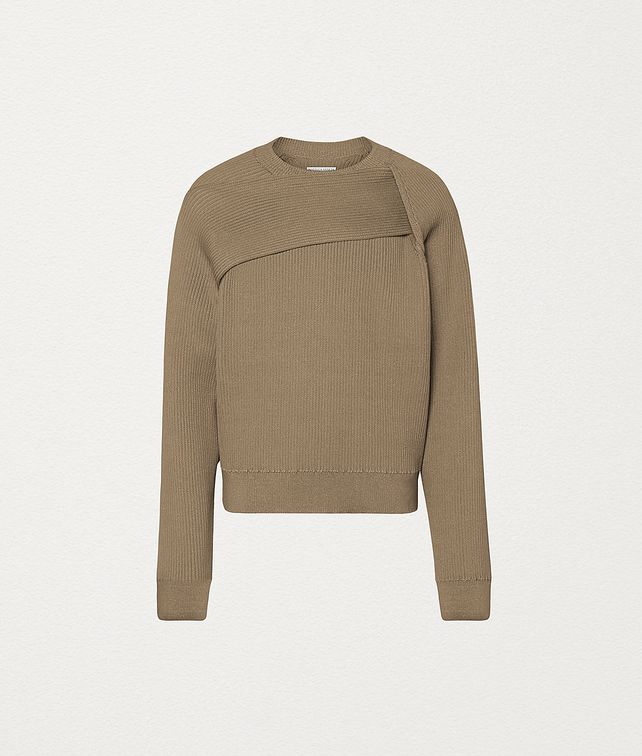 BOTTEGA VENETA SWEATER Knitwear Man fp