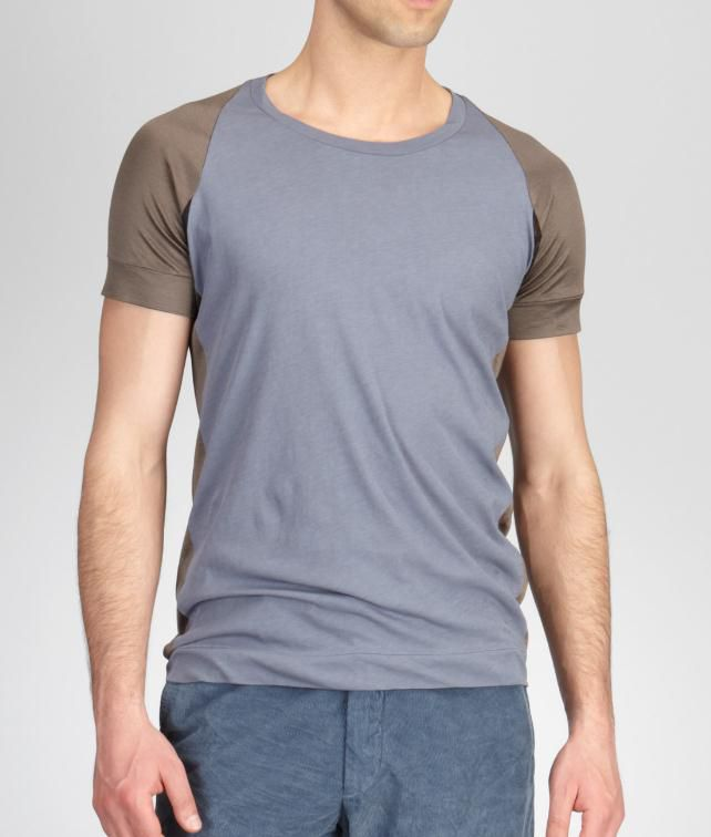 BOTTEGA VENETA Jersey Nylon T-Shirt Tops, tees and shirts U fp
