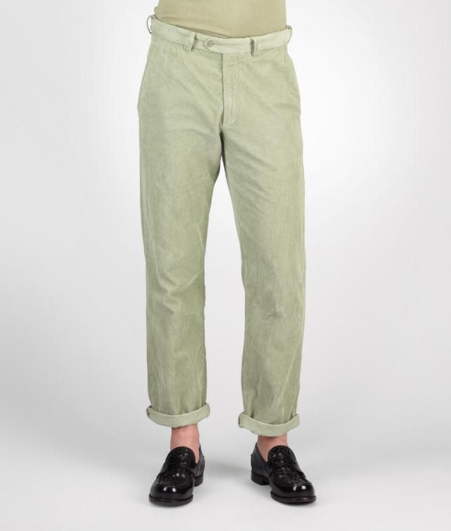 BOTTEGA VENETA Papery Velvet Pant Trouser or jeans U fp