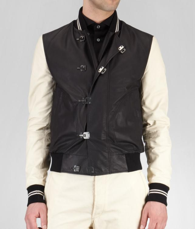 BOTTEGA VENETA Matt Nappa Blouson Coat or Jacket U fp