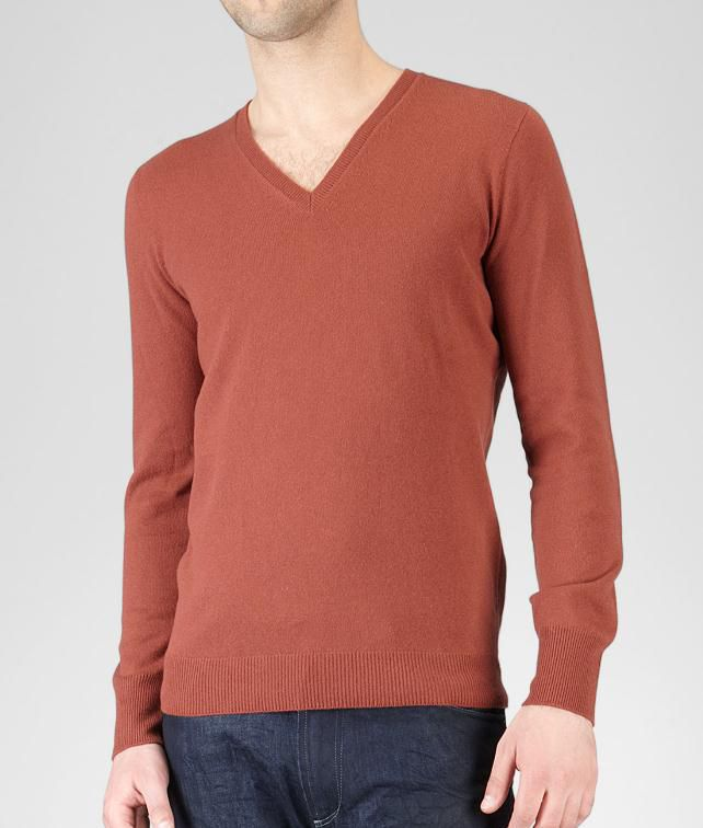 BOTTEGA VENETA Cashmere Sweater Tops, tees and shirts U fp