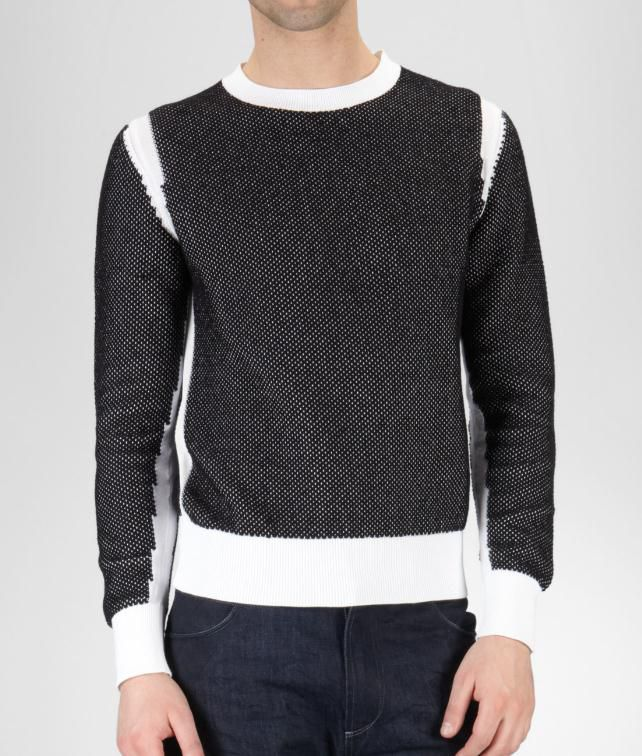 BOTTEGA VENETA Cotton Sweater Tops, tees and shirts U fp