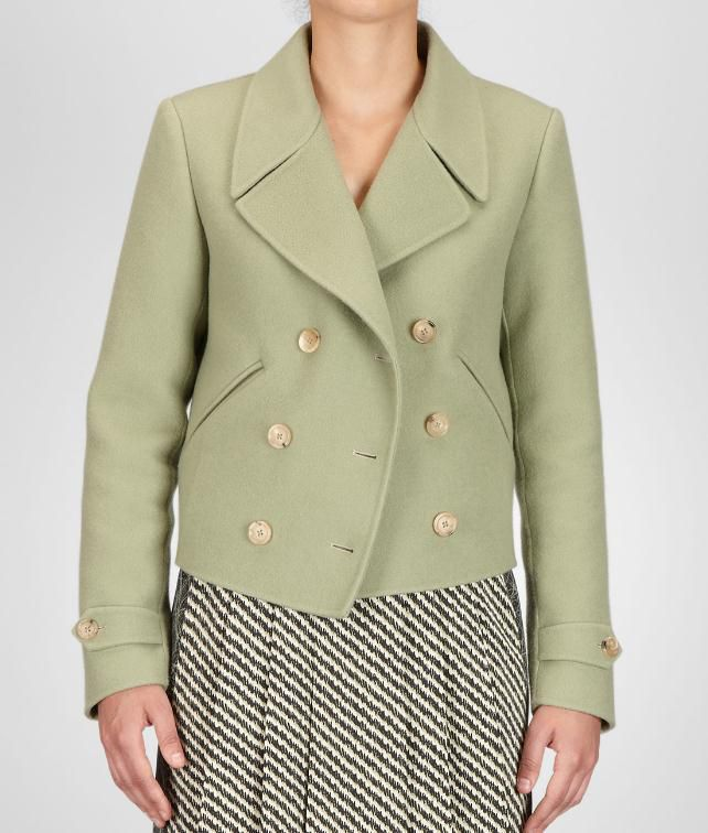 BOTTEGA VENETA Cashmere Jacket Coat or Jacket D fp