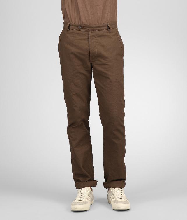 BOTTEGA VENETA Cotton Linen Gabardine Pant Jeans or Pant U fp